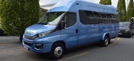 Iveco Daily Touris prvi minibus godine