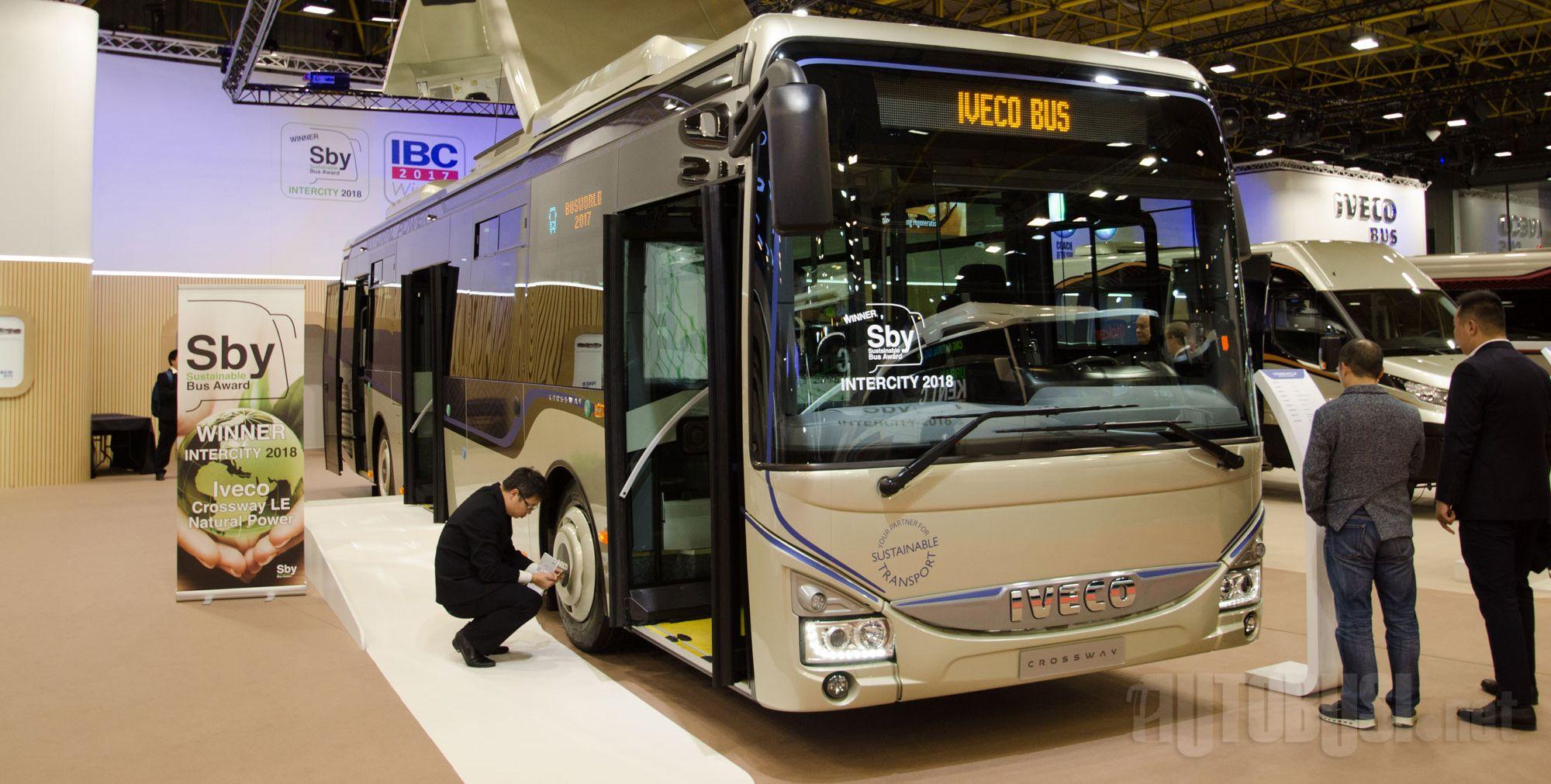 Busworld 2015: Električni BYD u većim izvedbama - Autobusi