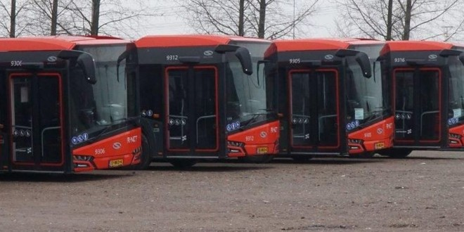Prvi Solarisi za Holandiju