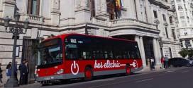 Električni Irizar u Valensiji