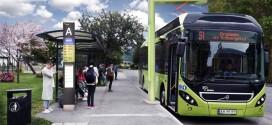 Električni Volvo autobusi za Norvežane