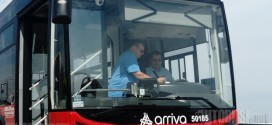 Arriva Litas besplatno obučava vozače autobusa