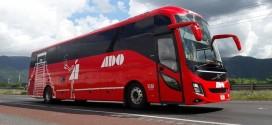 144 Volvo autobusa za Meksiko
