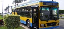 MAN gasni autobusi za Kairo