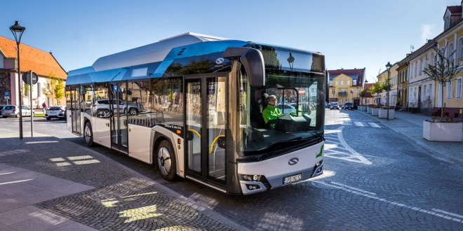 Električni Solaris za Minhen