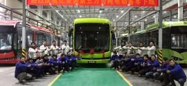 BYD napravio 50.000. električni autobus