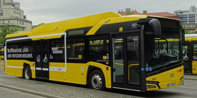 Još električnih Solarisa za Berlin