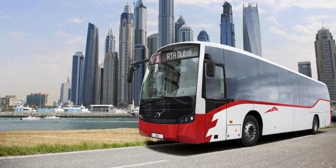 373 Volvo autobusa za Dubai