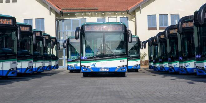 Solarisi za privatnog prevoznika u Minhenu
