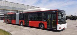 MAN autobusi na gas za Skoplje