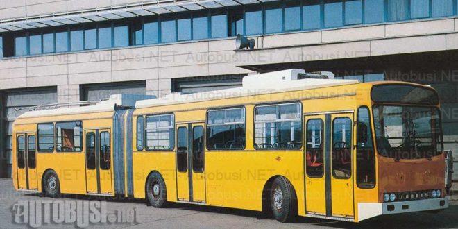 Ikarus IK-110/160: (3) Zemunski trolejbusi