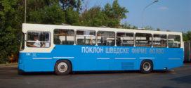 Unikati iz Srbije: Volvo B10B/Neobus