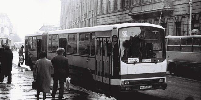 Ikarus IK-110/160: (7) Surova sovjetska zima