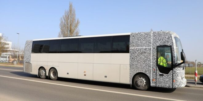 Mercedes Tourismo za SAD?